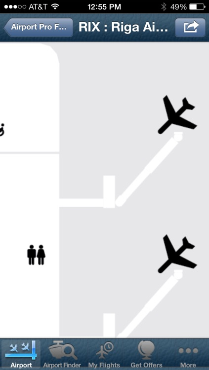 Riga Airport Info + Flight Tracker screenshot-4