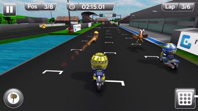 MiniBikers: The game of mini racing motorbikesのおすすめ画像3