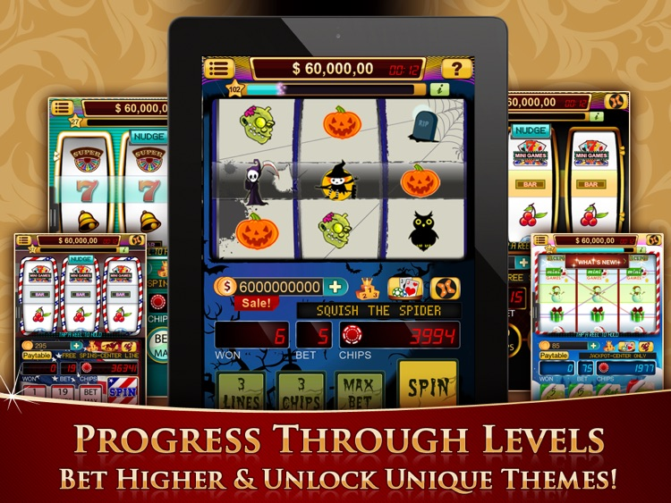 Slot Machine HD: FREE Video Slots & Casino screenshot-4