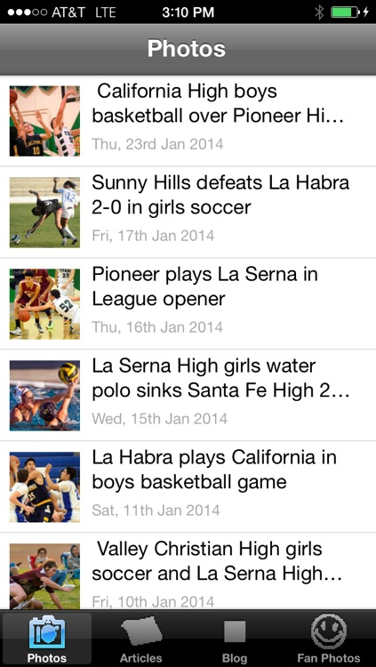 Whittier Daily News Prep Sports
