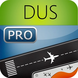 Dusseldorf Airport Pro (DUS) Flight Tracker radar Düsseldorf