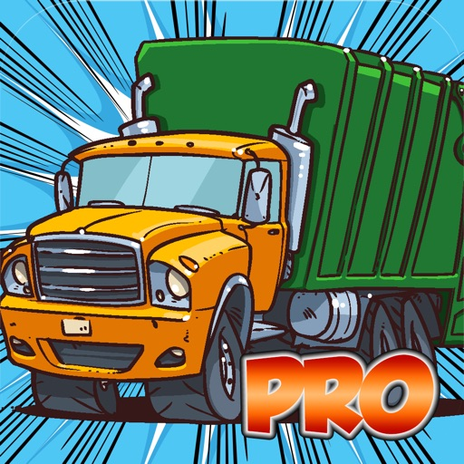 A Cool Garbage Truck-er Driving Race Game By The Best Top Free Drive-r Games For Crazy Teen-s Girl-s Boy-s & Kid-s Pro