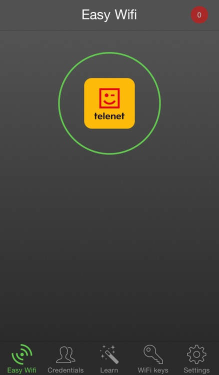 Easy Wifi : automatic connection hotspots fon zon belgacom telenet voo freewifi sfr orange and iCloud sync