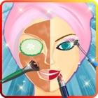 Спа и макияж - Одеваются игры icon