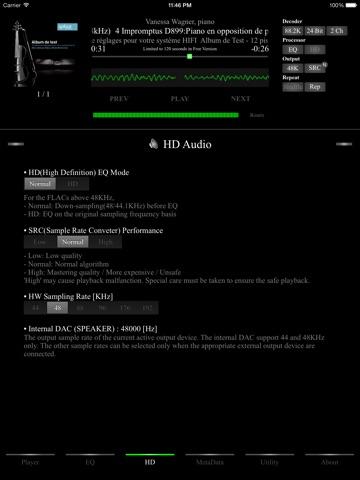 AmpliFlac Free - HD Flac Player-ipad-2