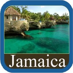 Jamaica Island Offline Map Travel Guide