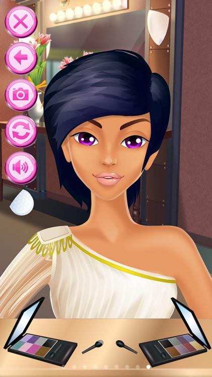Make-Up Salon - Makeup, Dressup & Makeover Games