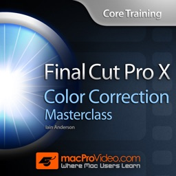 Color Correction Masterclass For FCPX 10.2