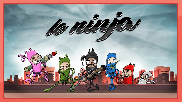 Le Ninja Game screenshot-0