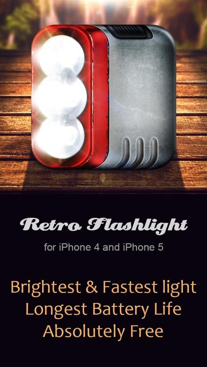 Retro Flashlight