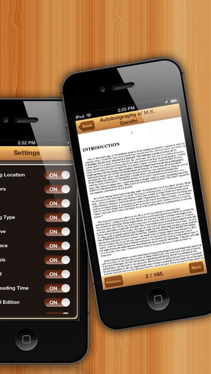 BookCatalog - Pocket Library screenshot-4