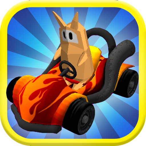 A Go-Kart Race Game: All-Star Racing F2P Edition - FREE