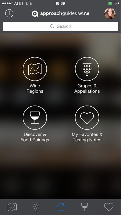 Approach Guides Wine Guide for iPhone