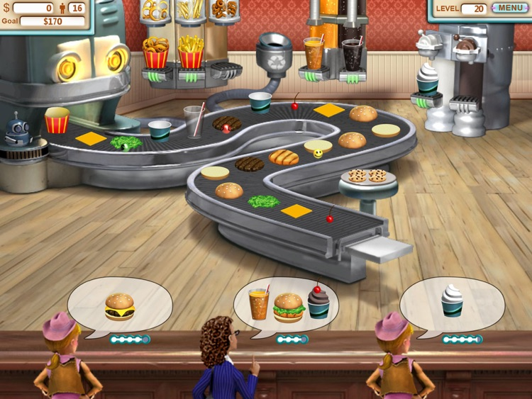 Burger Shop HD Deluxe