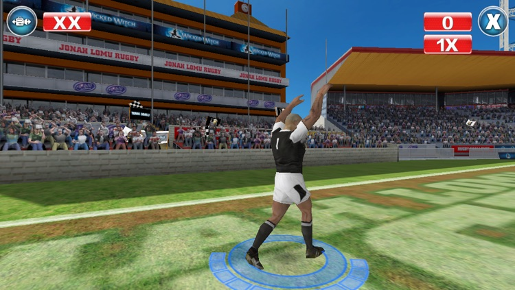 Jonah Lomu Rugby Challenge: Mini Games screenshot-3