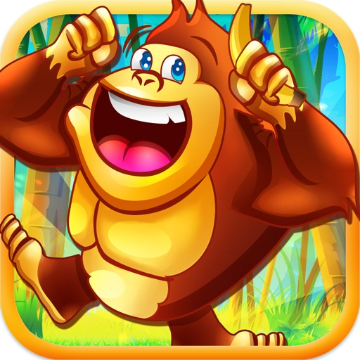 Jungle Quest – Your Free Super Gorilla Running + Banana Gathering Adventure Run