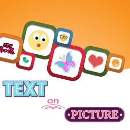 Text on Picture - Captions for your photos, quick & easy!