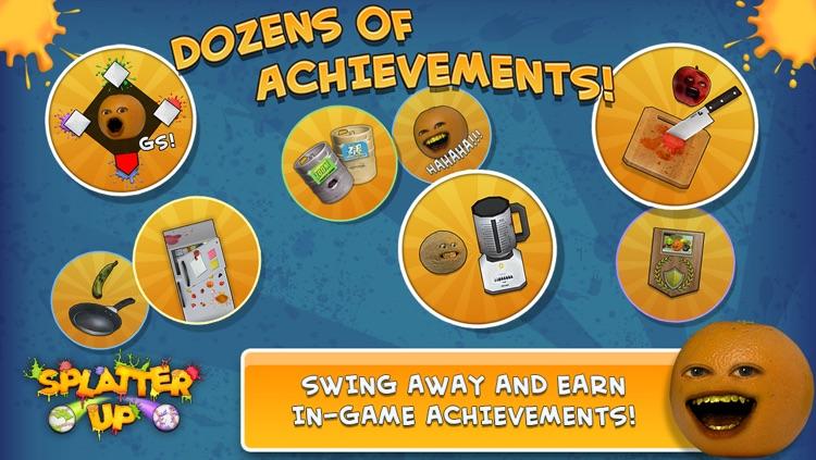 Annoying Orange: Splatter Up Free! screenshot-3