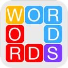 Mots Cachés GRATUIT infinis - Jeux de mots iPad pour jeunes et grands icon