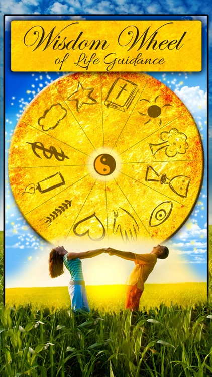 Wisdom Wheel of Life Guidance - Ask the Fortune Telling Cards for Clarity