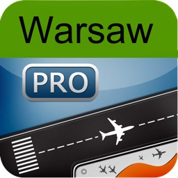 Warsaw Chopin Airport + Flight Tracker Wizz WAW