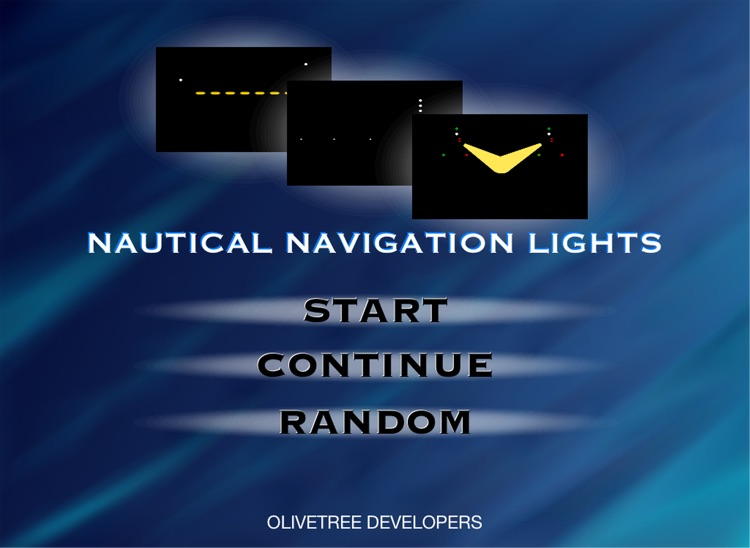 Nautical Navigation Lights