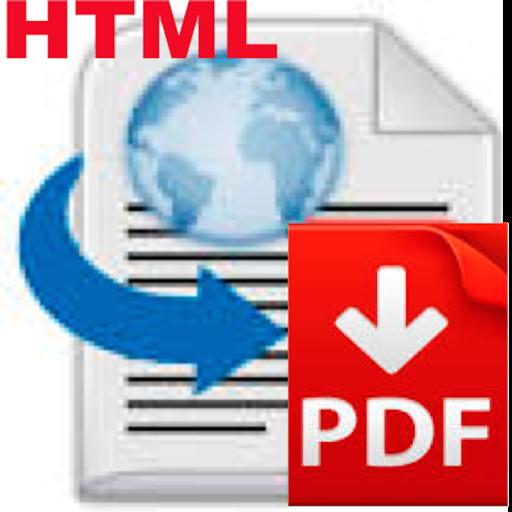 Web HTML To PDF