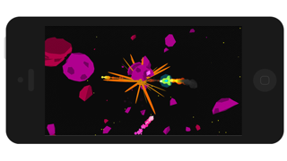Galaxy Space Shooter screenshot two