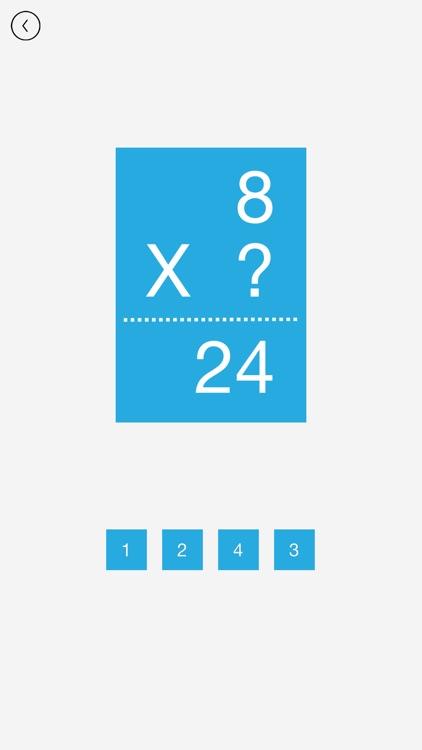 X Times Tables screenshot-4