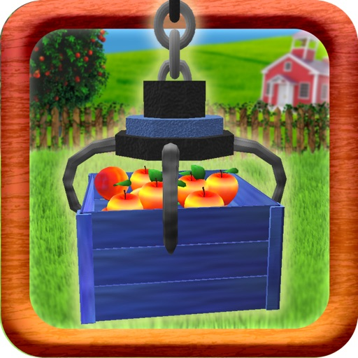 Apple Tower Fall Down Building Game - Free Version