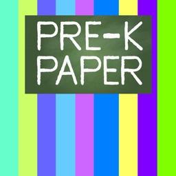 Pre-K PAPER HD Lite