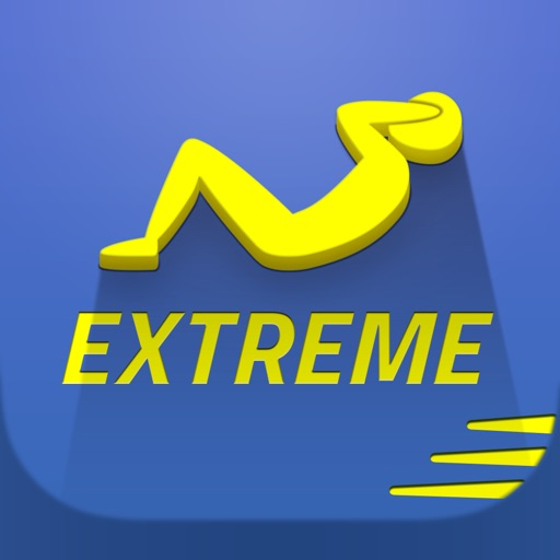 Situps Extreme: 400 Sit ups Workout Trainer XT Pro