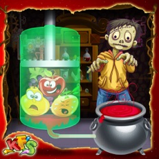 Activities of Zombie Juice Factory – Make carnival food in this crazy cooking game for kids