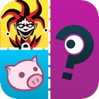 QuizCraze Characters - guess what's the hi color character in this mania logos quiz trivia game icon