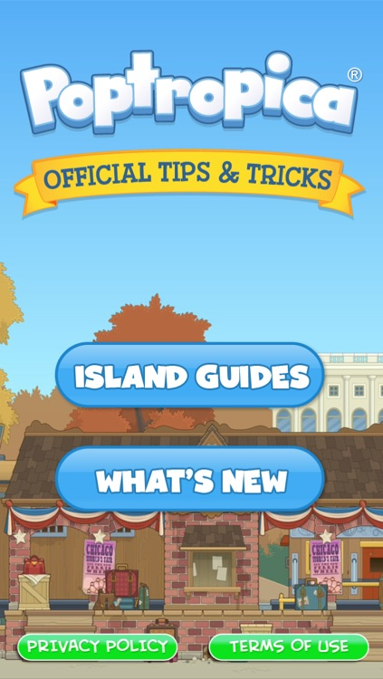 Poptropica® Official Tips & Tricks screenshot-0