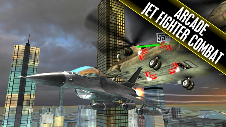 Benjamin Jet Fighters HD screenshot-4