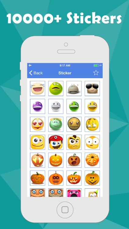 Emoji Keyboard - Color Emojis , Emoticons Stickers , Smileys GIF Faces for Texting Pro