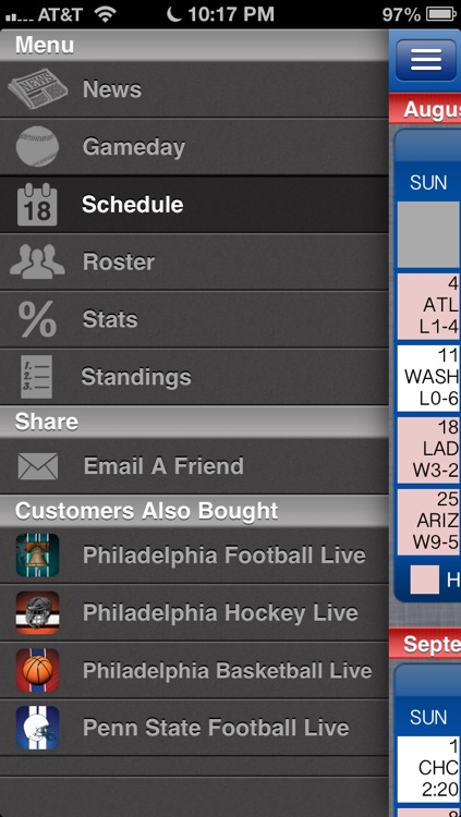 Philadelphia Baseball Live