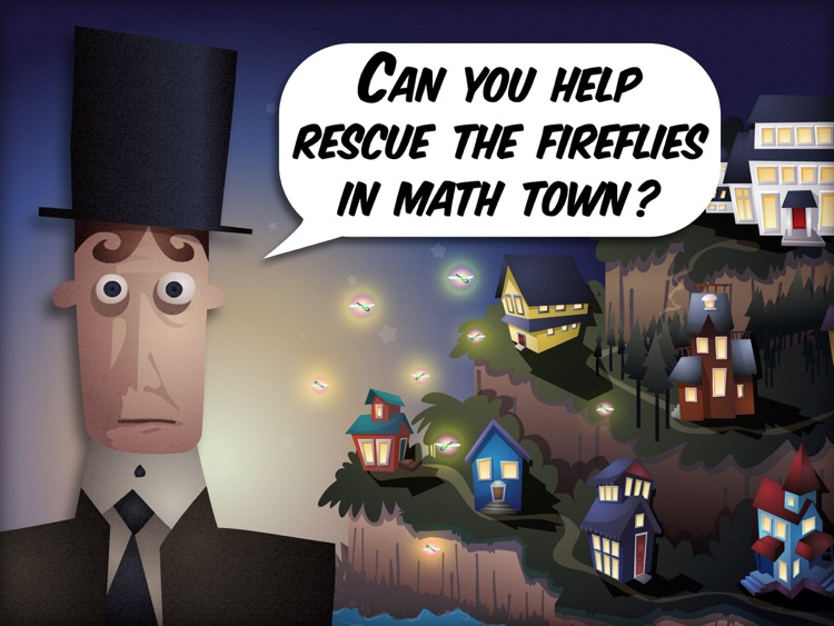 Mystery Math Town screenshot-0