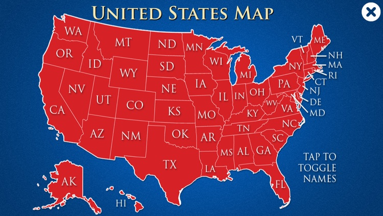 Learn the 50 States of the United States of America! (Study Pro)