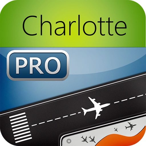 Charlotte Airport Pro (CLT) Flight Tracker Radar Douglas