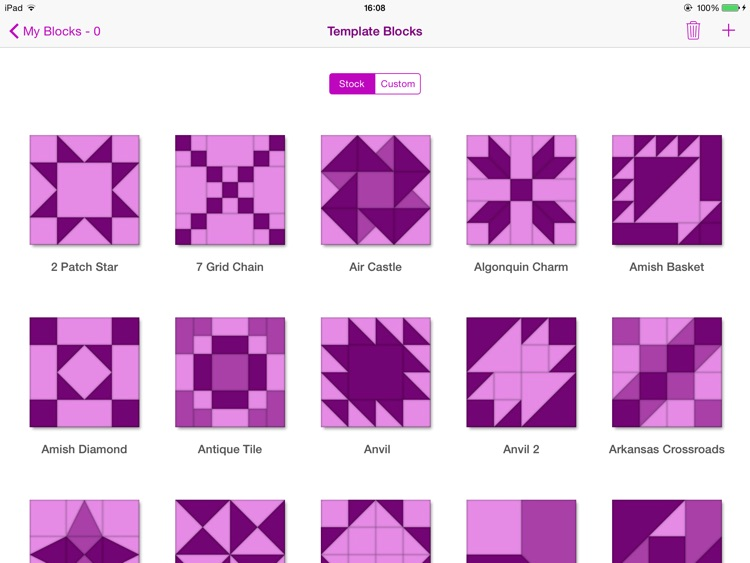 Quiltography : Quilt Design Made Simple screenshot-4