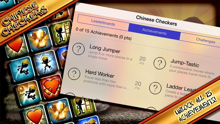 Chinese Checkers screenshot-3