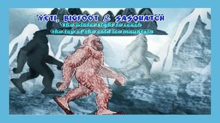 Yeti, Bigfoot & Sasquatch : The winter fight to reach the top
