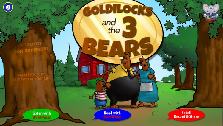 Goldilocks And The 3 Bears screenshot-1