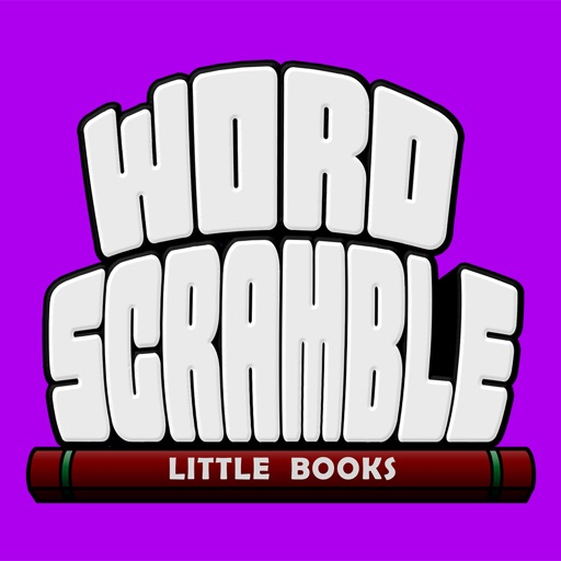 Word Scramble Little Books