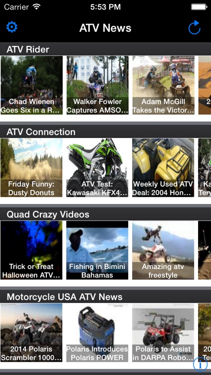 ATV News screenshot-0