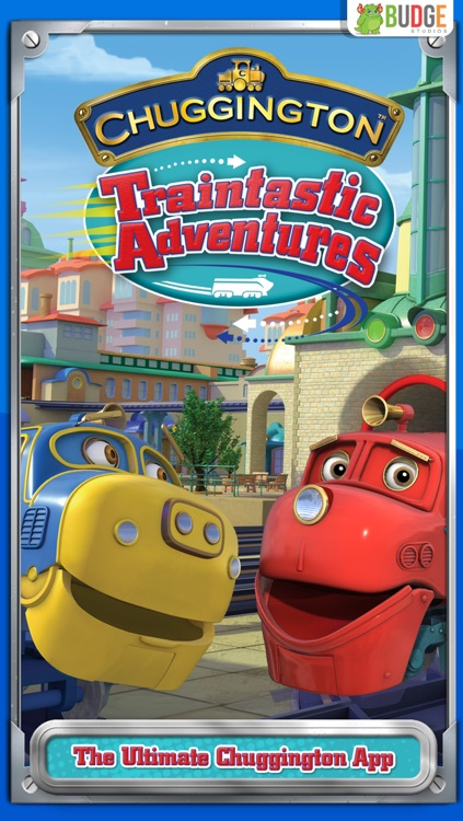Chuggington Traintastic Adventures – A Train Set Game for Kids screenshot-0