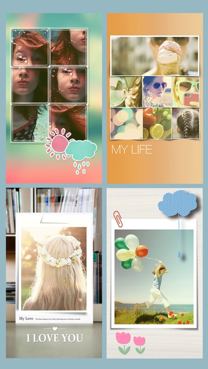 Photo Slice Pro - Cut your photo into pieces to make great photo collage and pic frame screenshot-4