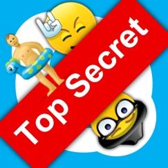 Secret Smileys for Skype - Hidden Emoticons for Skype Chat - Emoji uygulama incelemesi